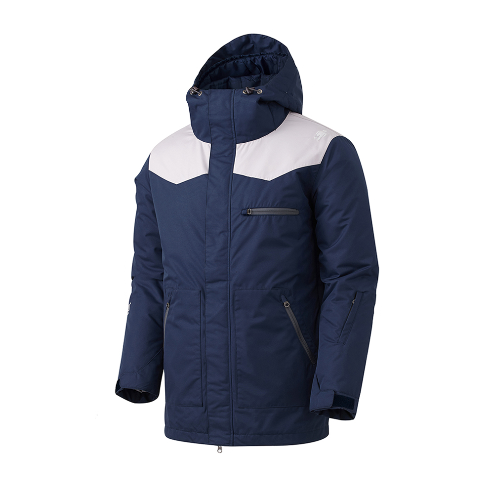 16 180˚ SWITCH STANDARD JACKET (NAVY/GRAY)