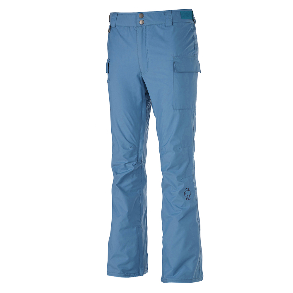 16 180˚ SWITCH SLIM PANTS (SLATE BLUE)