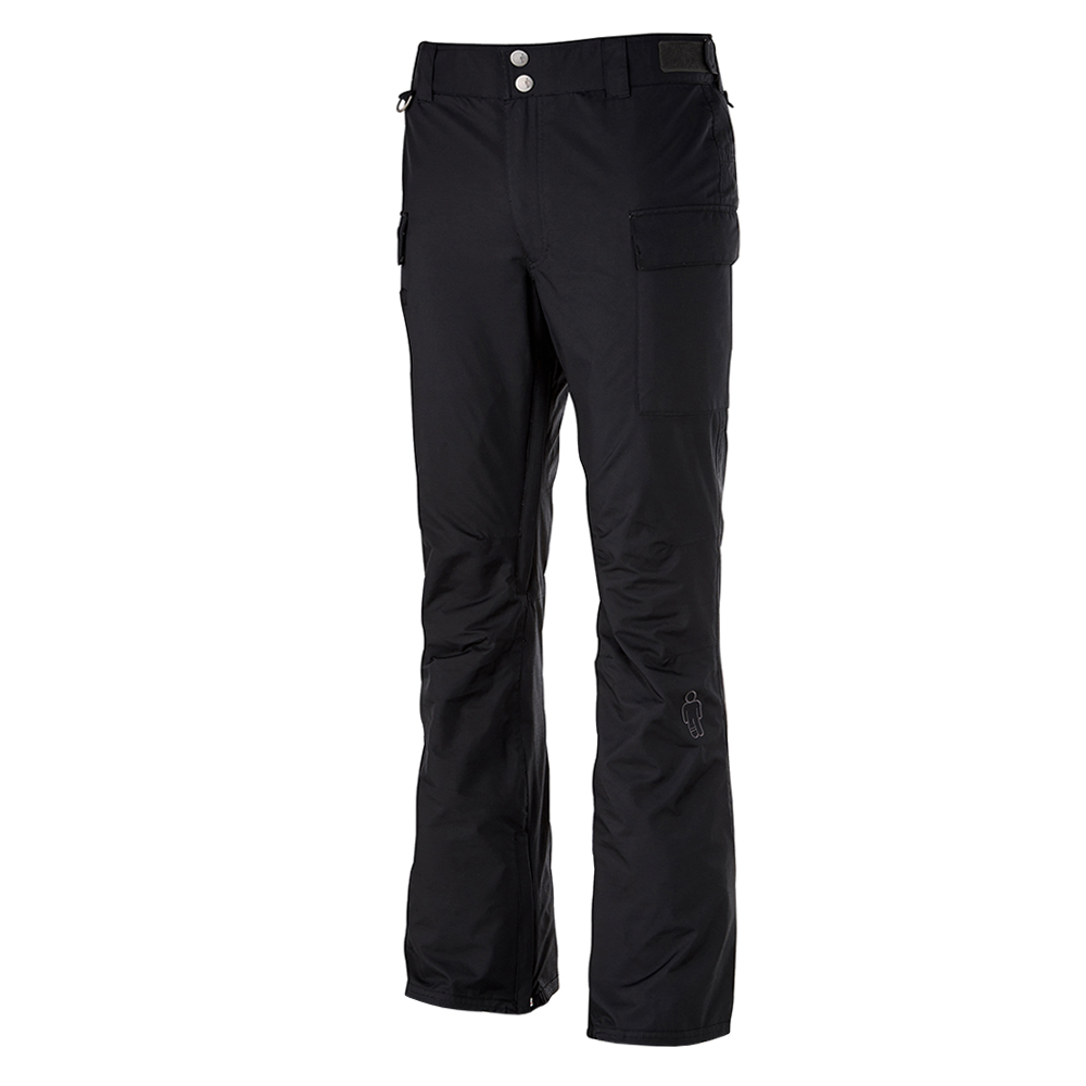 16 180˚ SWITCH SLIM PANTS (BLACK)