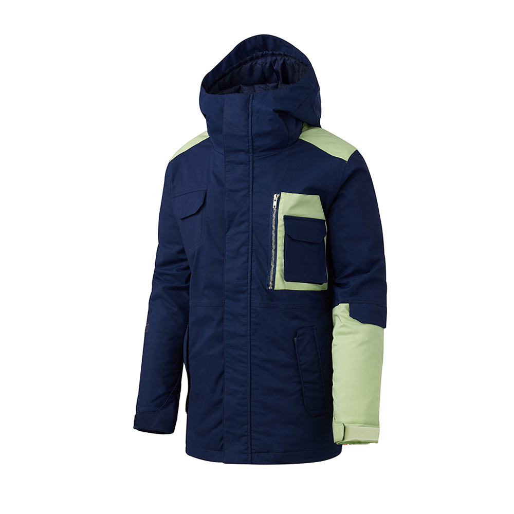 16 50:50 GRIND CLASSIC JACKET (NAVY)