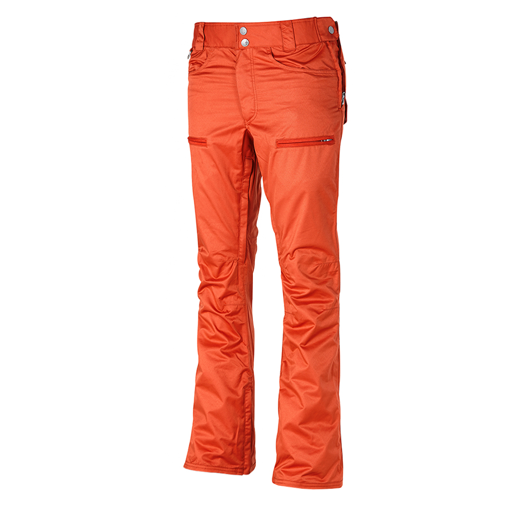 16 50:50 GRIND WANNA BE PANTS (DARK ORANGE)